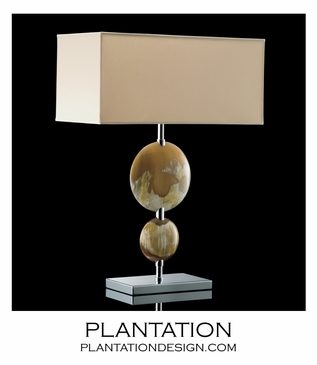 Anda Luxury Horn Lamp | Tall