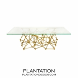 Atomic Coffee Table | Rectangular