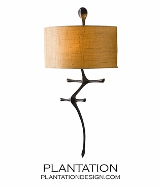 Axial Sconce | Bronze