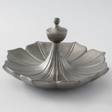 Baron Ceramic Bowl | Platinum