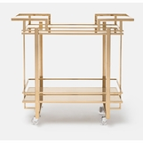 Beelman Bart Cart | Gold