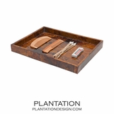 Belfast Shell Trays | Brown Pen