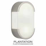 Blaine Sconce | Polished Nickel