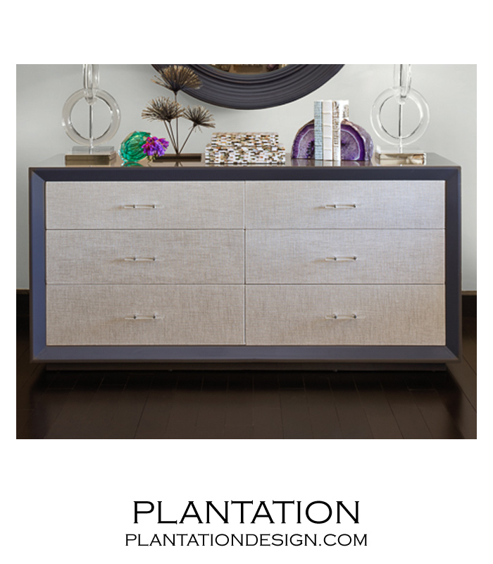 Brayden Dresser 6 Drawer Plantation