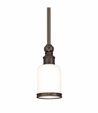 Brewster Bath Pendant | Antique Bronze
