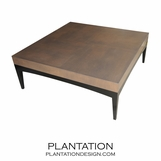 Bryce Coffee Table | Grey Wash