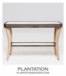 Camille Console Tables | Grey Mink