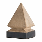 Canton Wood Pyramid | Short