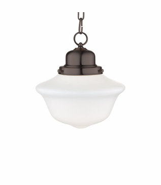 Charles Small Bath Pendant | Bronze