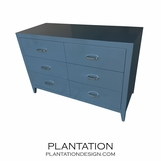 Cohen Dresser, Painted