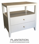 Cohen Side Table | 2-Drawer