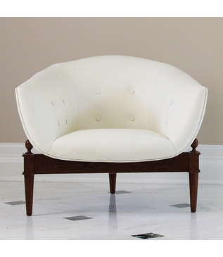 Cora Leather Chair