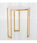 Culvert Side Table | Gold