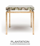 Depp Gold Table | MOP