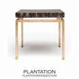 Depp Gold Table | Purple Shell