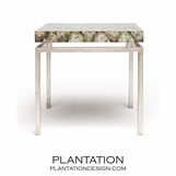 Depp Silver Table | MOP