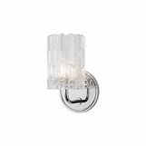 Dina Single Sconce | Polished Chrome