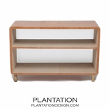 Divina Leather Shelf