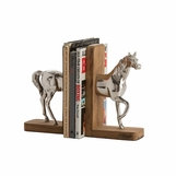 Doyle Horse Bookends