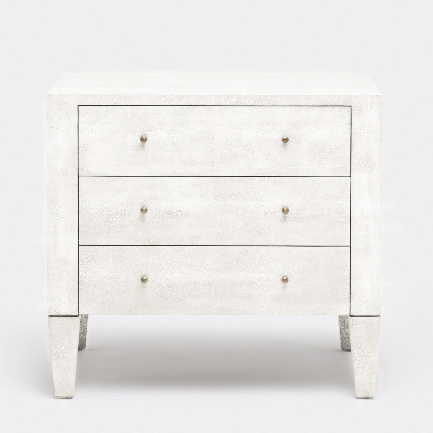 Delicieux Emmett Wide Side Table | White