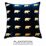 Espero Rhinoceros Pillows | Square