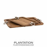 Fisher Wooden Trays