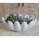 Ginger Flower Marble Bowl