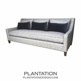 Grayson Sofa, Contrast Piping