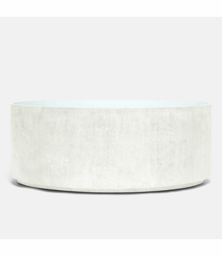"Hilson ""Shagreen"" Oval Coffee Table 