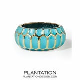 Istanbul Turquoise Bowl