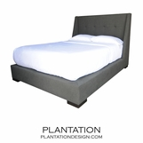 Jackson Tufted Bed