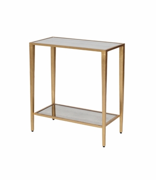 Johanson Side Table | Gold