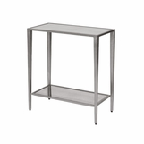 Johanson Side Table | Silver