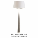 Kiran Floor Lamp | Grey