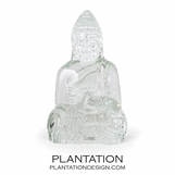 Kwan Glass Buddha | Clear