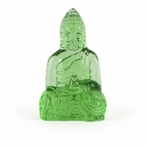 Kwan Glass Buddha | Green