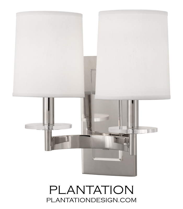 meurice jonathan nickel polished two products adler sconce light wll wall