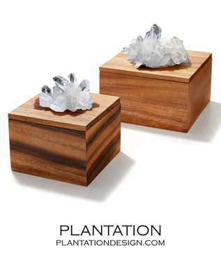 Legno Boxes | Crystal