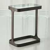 Luke Side Table | Bronze