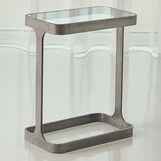 Luke Side Table | Natural Iron