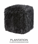 "Exotique ""Fur"" Cube 