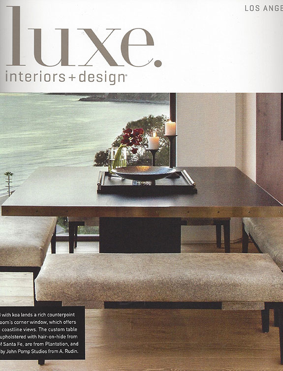 Luxe interiors design summer 2013 plantation for Luxe furniture and design