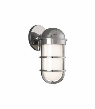 Manchester Bath Sconce | Polished Nickel