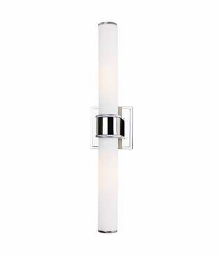 Marin Double Sconce | Polished Nickel