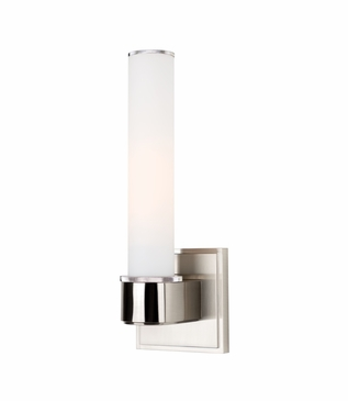 Marin Single Sconce | Satin Nickel