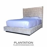 Mason Tufted Bed