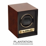 Matteo Watch Winder | Burl