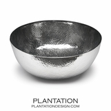 Maxine Hammered Bowl