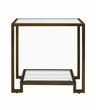Maxwell Side Table | Bronze