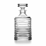 Metropolis Crystal Decanter